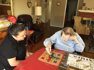 Puzzles' fun!